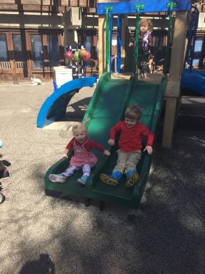 Kaia and Owen 2017